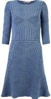 Cecilia Prado ribbed tricot dress