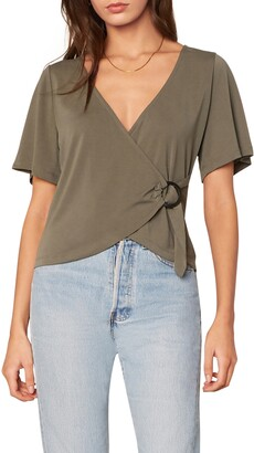 BB Dakota Far Side Wrap Front Top
