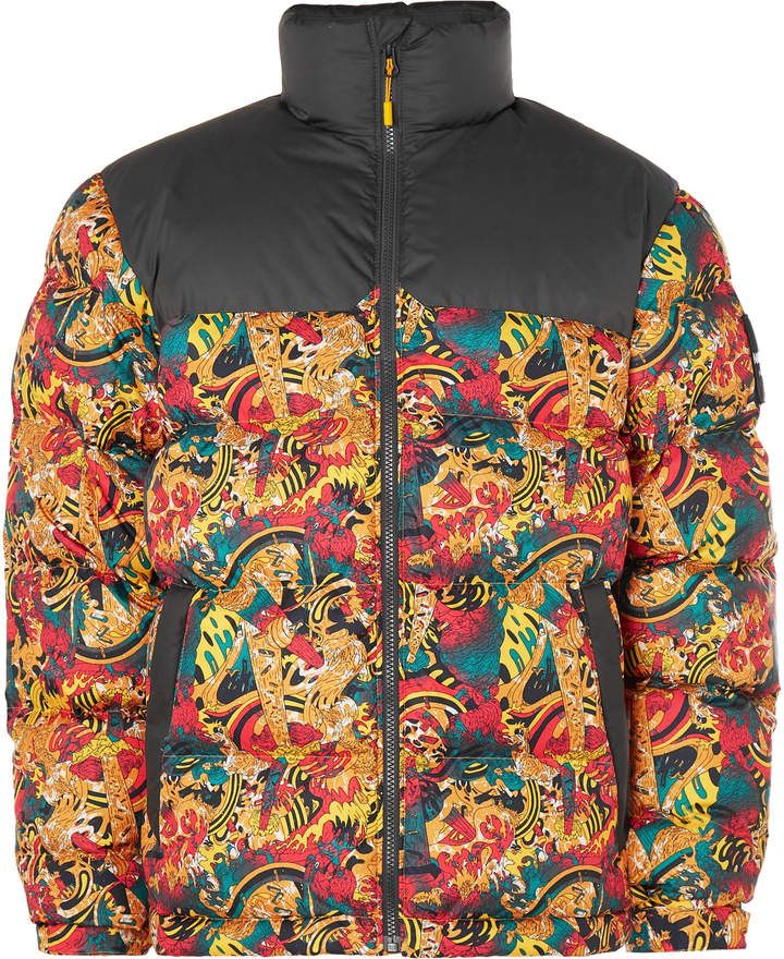 0362b7246 1992 Nuptse Printed Quilted Shell Down Jacket