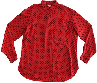 Moschino Cheap & Chic Moschino Cheap And Chic Red Top for Women Vintage
