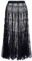 Lisa Maree Crochet Lace Midi Skirt