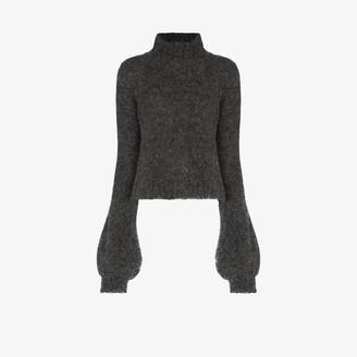 J.W.Anderson Bubble Cuff Knit Sweater