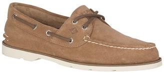 Sperry Leeward 2 Eye Suede Boat Shoe
