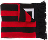 Givenchy logo scarf - men - Acrylic/Wool - One Size