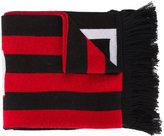 Givenchy Wool Logo Scarf - men - Acrylic/Wool - One Size