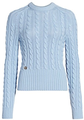 Michael Kors Cable-Knit Cashmere Sweater
