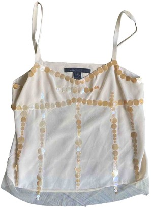 Marc by Marc Jacobs Beige Top for Women