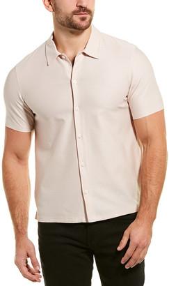 Theory Isak Woven Shirt