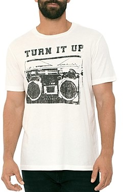 Sol Angeles Turn It Up Graphic Tee
