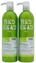 BedHead Tigi Bed Head Re-Energize Shampoo & Conditioner Duo For Normal Hair 25.36 oz Set