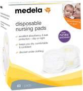 Medela Disposable Nursing Bra Pads - 60 ct
