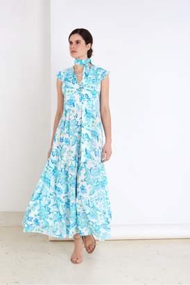 Beulah London Tejal Sujan Atlantis White Dress