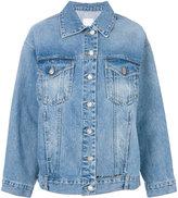 Sjyp classic denim jacket - women - Cotton - S