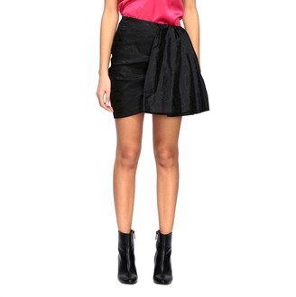 Pinko Arbegas 1 Mini Skirt With Frills