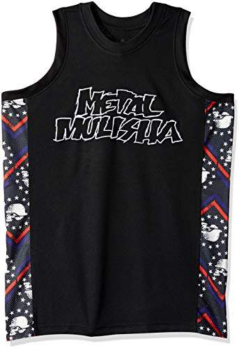 Metal Mulisha Mens Fallen Zip Fleece