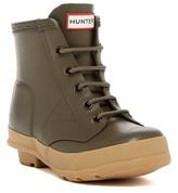 Hunter Thurloe Lace-Up Waterproof Rain Boot (Toddler & Little Kid)