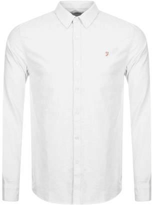 Farah Brewer Shirt White
