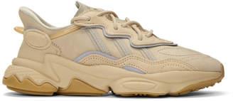 adidas Beige Ozweego Sneakers