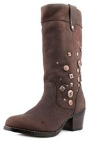 Durango Philly Women Pointed Toe Leather Brown Western Boot.