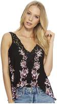 Free People Morning Rose Cami Women's Sleeveless
