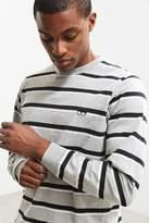 Lazy Oaf Mono Stripe Long Sleeve Tee