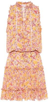 Poupette St Barth Clara floral dress