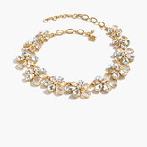 J.Crew Pre-order Magnolia crystal necklace