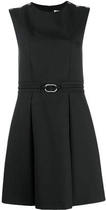 Kenzo sleeveless belted dress