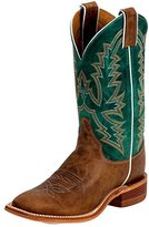 """Justin Boots Women's Bent Rail 11"""" Broad Square-toe Boot"""