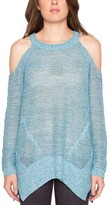 Willow & Clay Women's Cold Shoulder Sweater