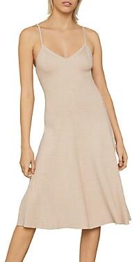 BCBGMAXAZRIA Knit A-Line Dress