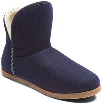 Rockport truTECH Veda Faux Fur Lined Slipper Boot