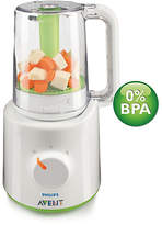 Philips Combined Baby Food Steamer/Blender SCF870/21