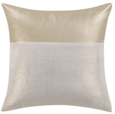 Vince Camuto Lille Metallic Pillow