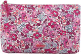 Cath Kidston Welham Flowers Matt Zip Cosmetic Bag