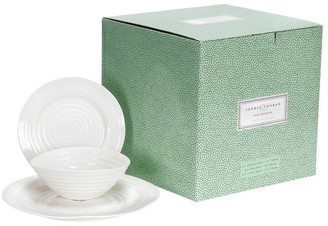 Sophie Conran 12-Piece Dinnerware Set White