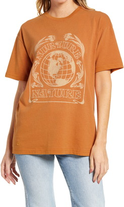 Desert Dreamer Nurture Nature Recycled Graphic Tee