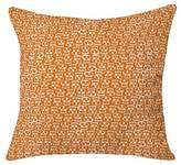 "Deny Designs Orange Aimee St Hill Skulls Throw Pillow (20""x20"