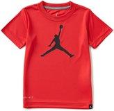 Jordan Little Boys 2T-7 Jumpman Logo Dri-FIT Tee