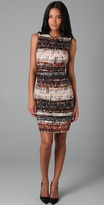 Milly Charlie Crisscross Dress