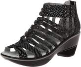 Jambu Women's Sugar Polka Dot Wedge Sandal