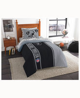 Northwest Company Oakland Raiders 5-Piece Twin Bed Set