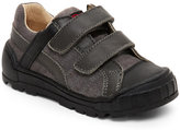Naturino Toddler Boys) Anthracite 3632 Suede Casual Sneakers