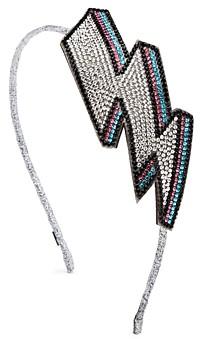 GiGi Girls' Lightening Crystal Headband - 100% Exclusive