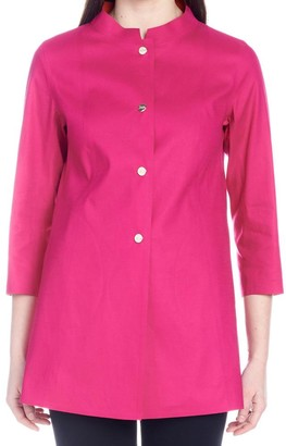 Herno Reversible Short Sleeved Coat
