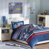 Bed Bath & Beyond Mizone Kids Space Cadet 3-Piece Twin Comforter Set in Blue
