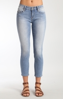 Mavi Jeans Serena Ankle Super Skinny In Summer Ripped Tribec