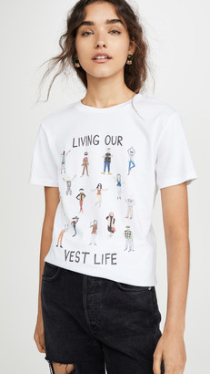 Unfortunate Portrait Vest Life Tee