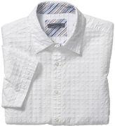 Johnston & Murphy Seersucker Shirt
