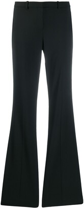 Theory Flare Leg Trousers